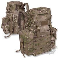 N.I PATROL PACK 40 LITRE MOLLE S2000 MULTICAM MTP BRITISH ARMY MARINES SAS PARA