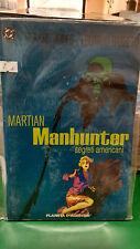 Martian Manhunter Segreti Americani - Planeta DeAgostini SC7