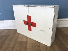 More details for vintage first aid box