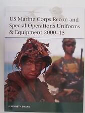 US Marine Corps Recon and Special Operations Uniforms & Equipment 2000-15 Osprey