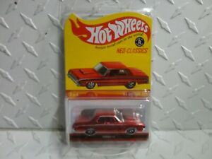 Hot Wheels RLC Neo Classics Red '64 Dodge 330