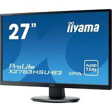 "iiyama X2783HSU-B3, LED-Monitor, 68,6 cm (27""), schwarz"