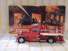 1 43 Matchbox - 1932 Ford AA Fire Engine - YFE06