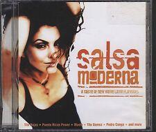 Salsa Moderna: A Taste of New Wave Latin Flavours CD