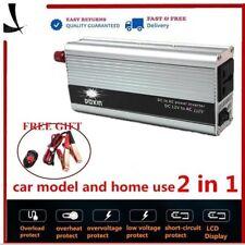 4000W Peak Modified Sine Wave Power Inverter DC 12V to AC 220V Car Caravan N
