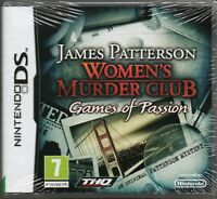 James Patterson: WOMENS MURDER CLUB GAME DS ~NEW/SEALED