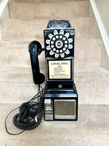 Wild & Wolf Classic Edition 1960s American Style Diner Telephone Great Condition
