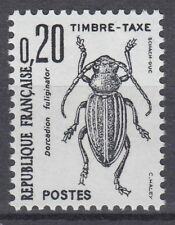 FRANCE TIMBRE TAXE NEUF N° 104 ** INSECTE  DORCADION FULIGINATOR