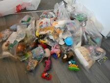 New listing bundle 110 McDonalds fast food toys,many Bagged Sealed &1990's Rare,party favour