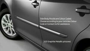 Toyota Aurion Body Moulds 4S2 Magnetic Bronze Feb 2012 On PZQ50-33110-E1