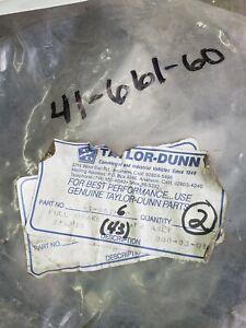 OEM Taylor Dunn Full Brake Kit Part Number 41-661-60