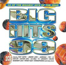 Various Artists-Big Hits 99 DOUBLE CD