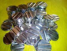 200 GETTONI 2 RIGHE PER GIOCHI ARCADE mm 27