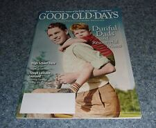 Good Oid Days Magazine May June 2016 Issue For Cocker Spaniel Rescue Charity