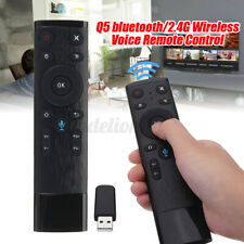 Remote Control Air Mouse Wireless Bluetooth USB Receiver F/ Smart TV Android Box
