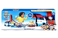 Paw Patrol Launch N Haul Paw Patroller Transforming 2 in 1 Track Set NEW TOY
