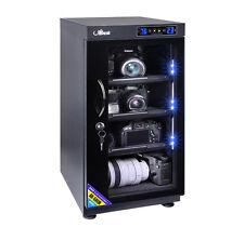 50L Digital dehumidify dry cabinet box Lens Camera equipment storage