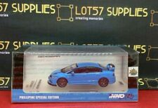 INNO64 HONDA CIVIC FD2 MUGEN RR PHILLIPINE SPECIAL EDITION 2019 SCALE 1:64