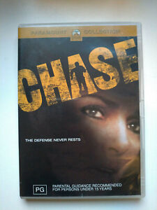 Chase DVD (1985) Very Rare