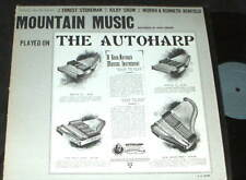 MOUNTAIN MUSIC PLAYED ON THE AUTOHARP LP FOLKWAYS RECORDS Mike Seeger