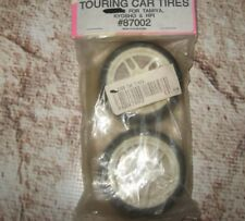 PSE PREPPED TOURING CAR WHEELS & TIRES FOR TAMIYA HIP & KYOSHO RC 87002