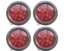 TRUCK / TRAILER ACCESSORIES LIGHTING: LED FLUSH-MOUNT STOP / TURN / TAIL LIGHT