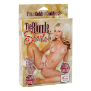 Blow Up DolI 3 Holes Inflatable Love Doll Life Size Stag Night | The Blonde Star