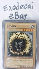 MRD-033 LEOGUN COMMON UNL ED YUGIOH CARD MINT