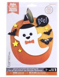 Foamies® Pumpkin Decorating Kit: Ghost
