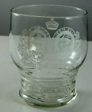 King George VI Coronation Glass