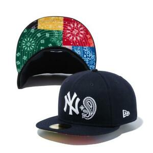 New Era 59FIFTY Patchwork Under Visor New York Yankees From Japan free shipping