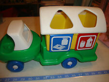 Little Tikes Toddle Tots Recycle Truck ..7.99