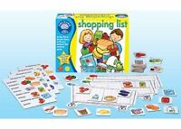 Orchard Toys - Shopping List Game NEW * kids memory game