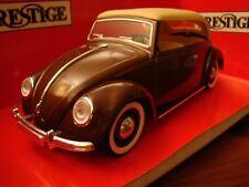 1/18 Volkswagen Beetle Convertible Coccinelle VW Bronze Rare