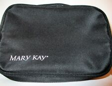MARY KAY CARRY ALL MAKEUP BAG WITH BRUSHES
