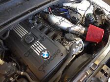 "3"" Intake Piping Filter BOV Kit For BMW E87 135i E90 335i N54 Engine Turb Black"