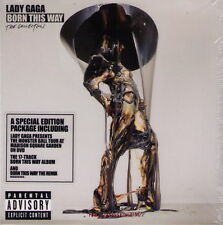 LADY Gaga: Born This Way-The Collection [2011] | 2-cd + DVD-Set
