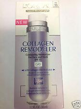 L'Oreal Collagen Remodeler Contouring Moisturizer for face & neck DAY SPF15.