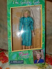 "The Golden Girls Brand New 8"" Rose Action Figure Facotry Sealed NECA Betty White"