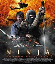 NINJA: SHADOW OF A TEAR [Blu-ray]