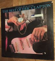 The Best of Eric Clapton - Timepieces LP Vinyl Record 1982 R.S.O Records