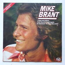 MIKE BRANT C est ma priere  Tout donné tout repris ... 2M026 13445