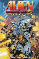 Alien Legion: Tenants of Hell Paperback by Chuck Dixon, Larry Stroman ETC