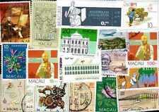 Macao - Macau 100 timbres différents