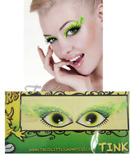 Tinkerbell Elf Fairy Princess Glitter Eye Sticker Easy Costume Makeup Girls/Kids
