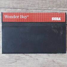 Sega Master System ► Wonder Boy ◄ Modul