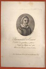 Bernardino De Cesari celebre disegnatore e pittore Arpino Regno di Napoli