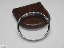 Voigtländer West Germany uv-Filter 317/77 Ar 77 (Original Leather Pouch) Top