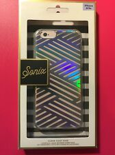 Sonix Criss Cross Rainbow ClearCoat Case for Apple iPhone 6/6s