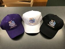 2018 Breeders Cup 35th Running  Nov. 2 and 3 - Purple, White and Black Cap Set